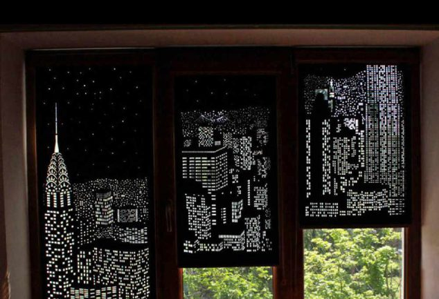 best_black_wooden_blinds